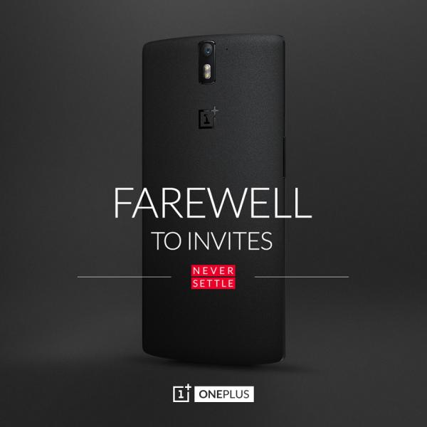 OnePlus One ilman kutsua