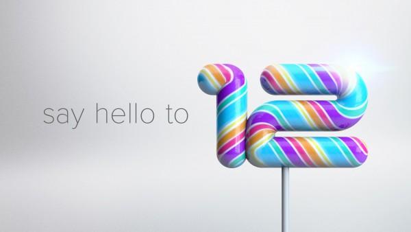 Cyanogen OS 12 Lollipop