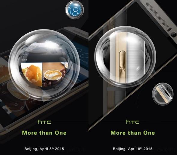 HTC One M9+:n lämmittelykuvia