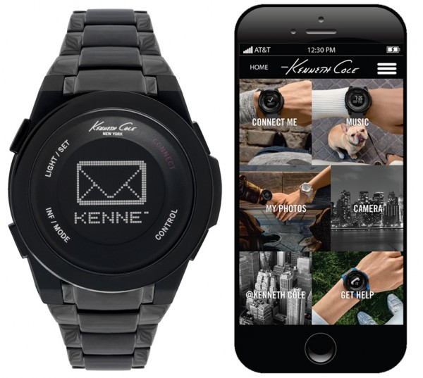 Kenneth Cole Connect + App