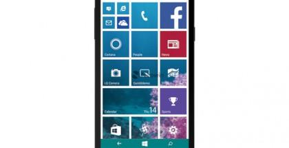 LG:n vielä julkistamaton Windows Phone -älypuhelin