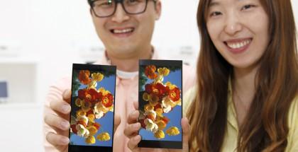 LG:n uusi näyttö otetaan todennäköisesti käyttöön tulevassa G4-puhelimessa