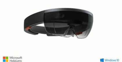Microsoftin HoloLens