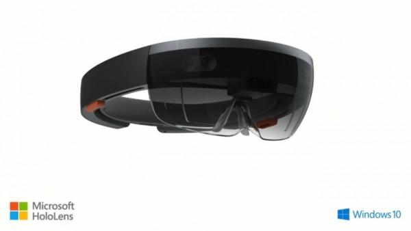 Microsoftin HoloLens muistuttaa paljon elokuvan JVC-laseja