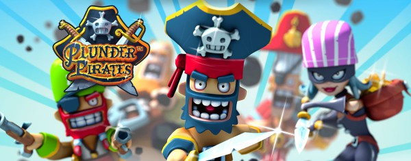Rovion julkaisema Plunder Pirates