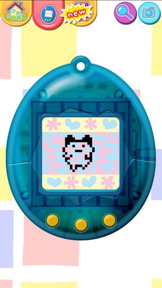 Tamagotchi Classic iPhonella