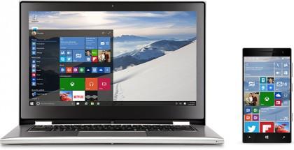 Windows 10:n päättyvä päivitystarjous koskee suurempia laitteita, ei puhelimia.