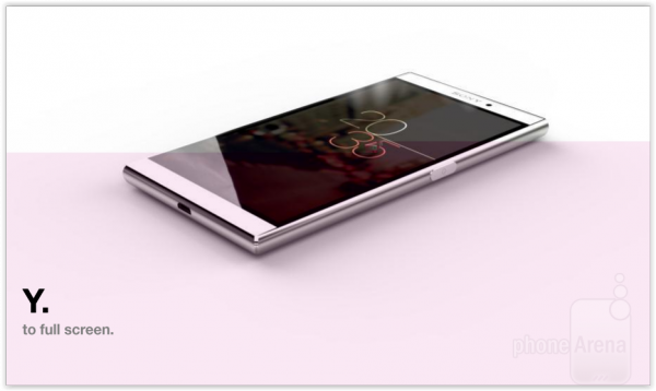 Väitetty vuotokuva Xperia Z4:stä