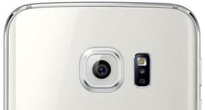 Galaxy S6:n takakamera
