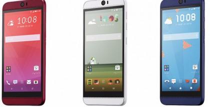 HTC J Butterfly on Japanin ulkopuolella nimeltään Butterfly 3.