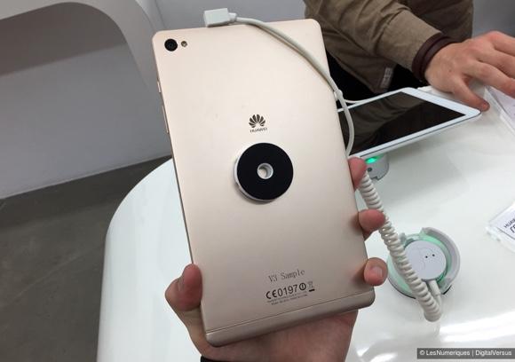 Huawei MediaPad M2 takaa