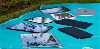 Kesän suuri tablettivertailu: kahdeksan varsin erilaista laitetta