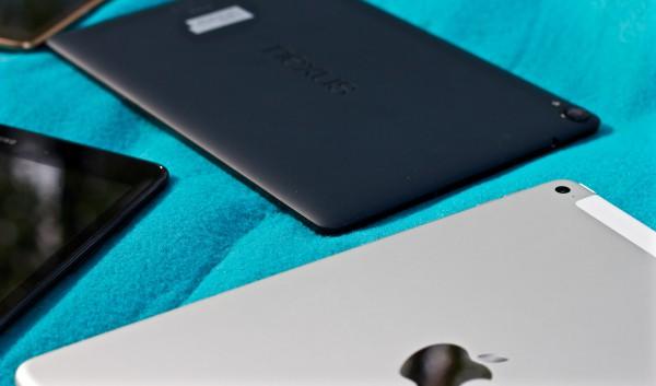 Nexus 9 ja iPad Air 2 ovat vertailun tehokkaimmat tabletit.