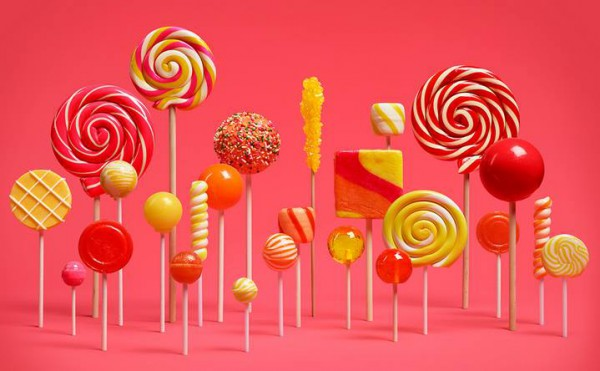 Android Lollipop (LG)