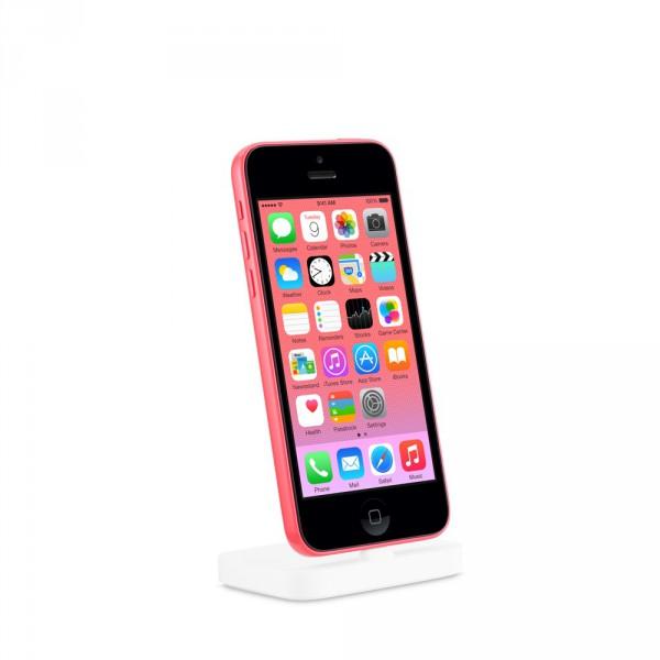 Apple päivitti tuotekuvansa, eikä iPhone 5C:ssä edelleenkään ole sormenjälkitunnistinta, aiemmasta kuvasta huolimatta.