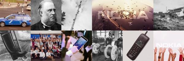 Nokia 150 vuotta