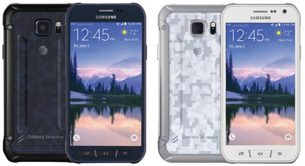 Samsung Galaxy S6 Activen oletetusti viralliset tuotekuvat