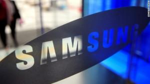 Samsung kyltti