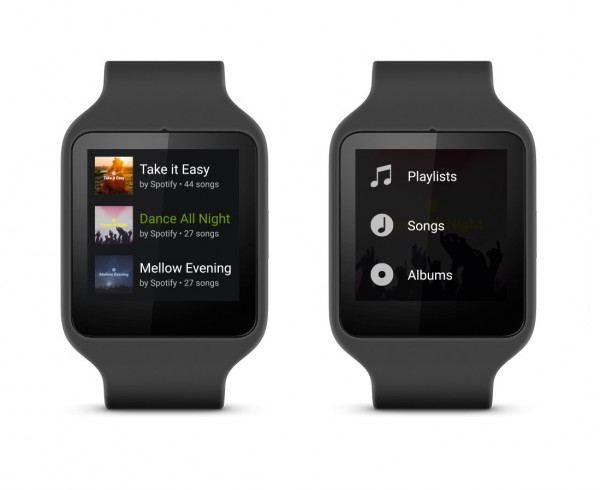 Spotify Android Wearilla