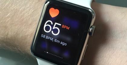 Apple Watch osoittautui kelvoksi sykemittariksi.