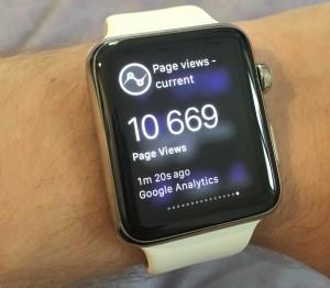 Itse voin seurata Watchista esimerkiksi sivuston sivunlatauslukuja - ei kiinnostane yleisesti monia, mutta on tärkeä muutamille. Kaikilla on omat juttunsa!