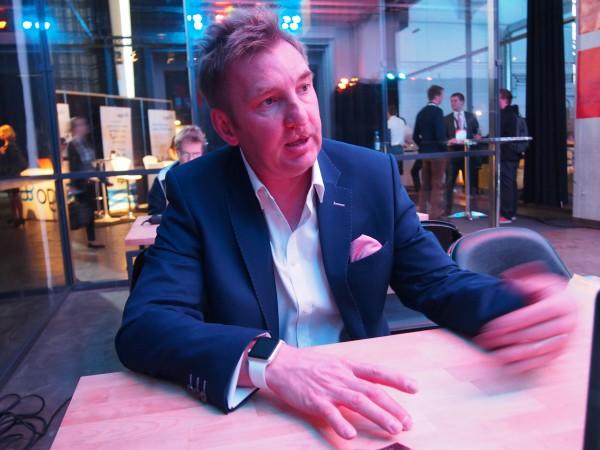 Christian Lindholmin ranteesta löytyi nyt Apple Watch