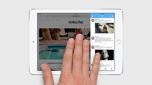 Jaetun ruudun moniajo saapuu vihdoin iPadille iOS 9:n myötä.