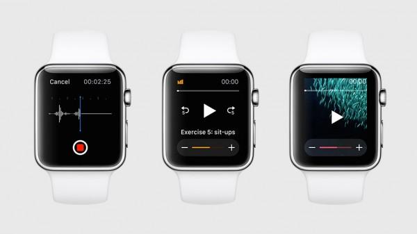 Muiden kuin Applen tekemät Watch-sovellukset muuttuvat paljon fiksummiksi, monipuolisemmiksi ja nopeammiksi watchOS 2:n myötä