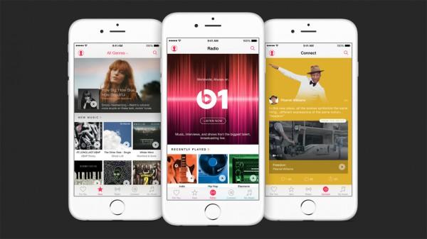 Apple Music sisältää suoratoistopalvelun, jonka soittosuositukset ovat ihmisten, ei koneiden, kehittämiä. Lisäksi palvelussa on kellon ympäri toimiva radiokanava ja artisteille mahdollisuus tuoda lisäsisältöä faneilleen.