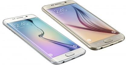 Samsung Galaxy S6 ja S6 edge.