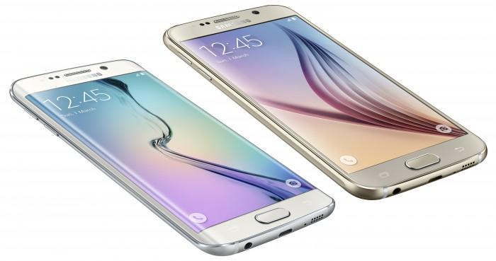 Samsung Galaxy S6 ja S6 edge