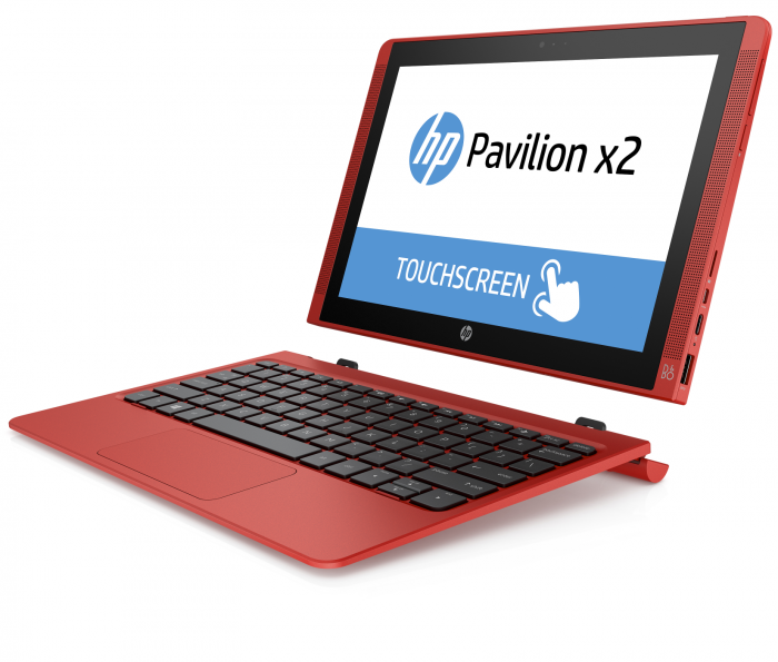 HP Pavilion x2_red left facing