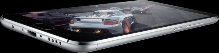 Meizu MX5 muistuttaa alareunasta iPhone 6:ta