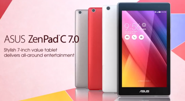Asus ZenPad C 7.0