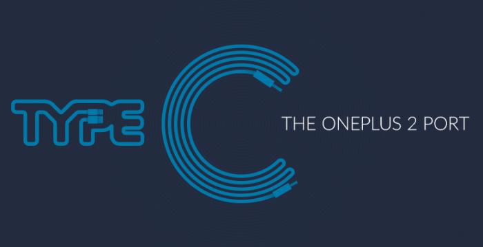 OnePlus 2 luottaa uuteen USB Type-C -liitäntään