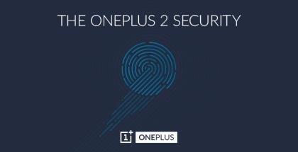 OnePlus 2 hyödyntää sormenjälkitunnistusta