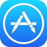 App Storen aiempi kuvake.