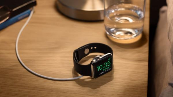 Uusi herätyskellonäkymä Apple Watchiin
