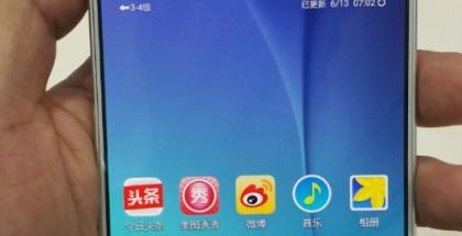 Vuotokuvassa Samsung Galaxy A8