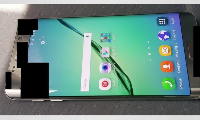"""Vuotokuvassa väitetty Samsungin """"Galaxy S6 Plus"""""""