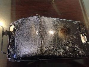 iPhone 6 räjähti Intiassa