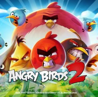 Angry Birds 2 on nyt ladattavissa