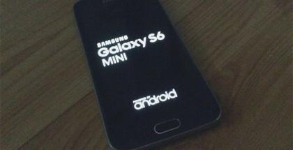 Oletettu Galaxy S6 Mini