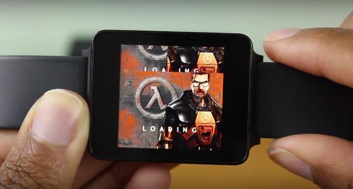 Half-Life älykellolla
