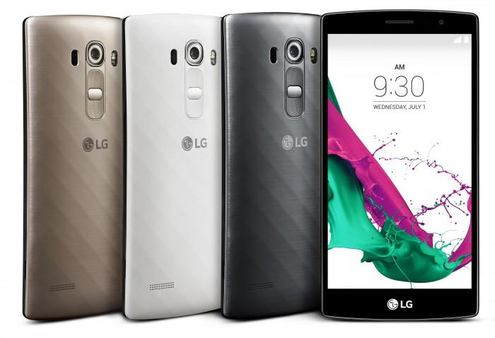 LG G4 Beat, joka tunnetaan Euroopassa nimellä LG G4s