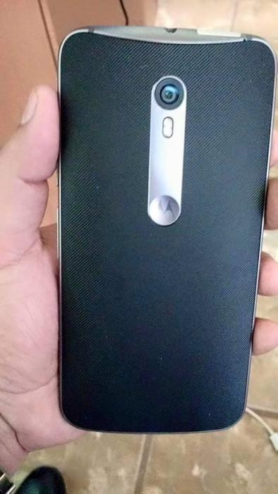 Oletettu Moto X (2015) vuotokuvassa