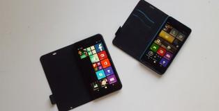 Mozon valmistamat Flip Cover -tyyppiset suojakuoret Lumia 640- ja 640 XL -puhelimille