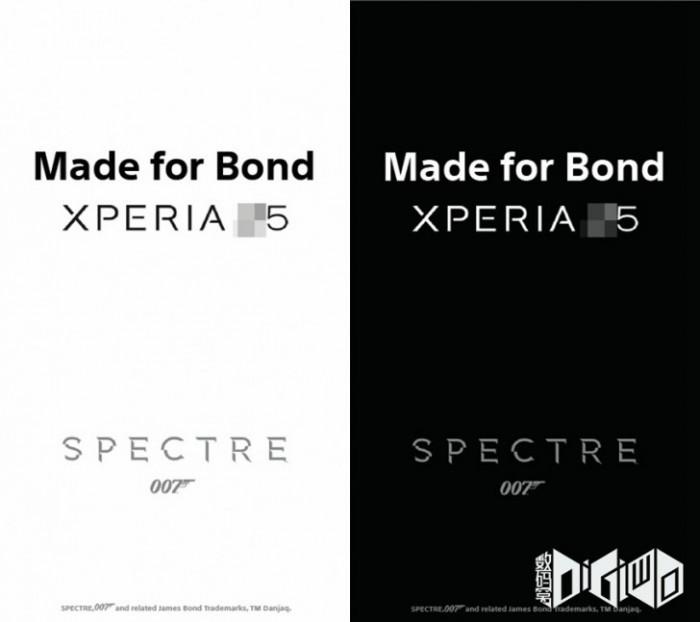 Xperia Z5 Bond