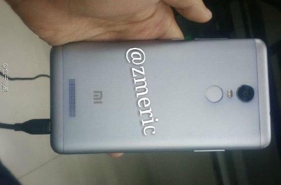 Vuotokuvassa väitetty Xiaomi Redmi Note 2