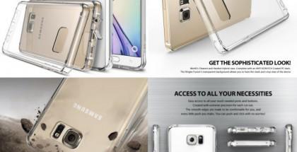 Samsung Galaxy Note 5 kotelovalmistajan vuotamissa kuvissa.